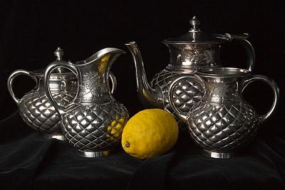 Britannia Tea Set