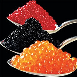 Spoonfuls of Caviar