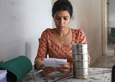 Nimrat Kaur, star of The Lunchbox